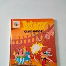 Cómics: ASTÉRIX GLADIADOR NÚMERO 4 GRIJALBO-DARGAUD AÑO 1992 TAPA DURA. Lote 260505560
