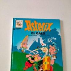 Cómics: ASTÉRIX EL GALO NÚMERO 1 GRIJALBO-DARGAUD AÑO 1992 TAPA DURA. Lote 260509030