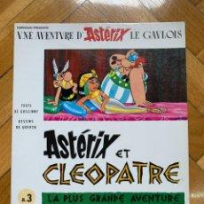 Comics: ASTERIX ET CLEOPATRE - ASTÉRIX Y CLEOPATRA EN FRANCÉS - EDICIONES DEL PRADO. Lote 260679365
