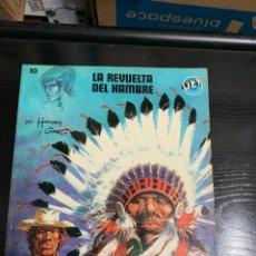 Cómics: COMANCHE T2: LA REVUELTA DEL HAMBRE, DE HERMANN Y GREG. Lote 260750750