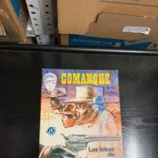 Cómics: COMANCHE T3: LOS LOBOS DE WYOMING, DE HERMANN Y GREG. Lote 260750900