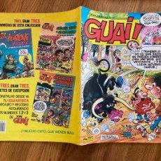 Comics : ¡¡LIQUIDACION TEBEO 1 EURO!! PEDIDO MINIMO 5 EUROS - GUAI ! - Nº 27 - JUNIOR / GRIJALBO. Lote 260807260