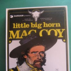 Cómics: MAC COY Nº 8 LITTE BIG HORN GRIJALBO/DARGAUD. Lote 260815110
