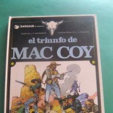 Cómics: MAC COY Nº 4 EL TRIUNFO DE MAC COY GRIJALBO/DARGAUD. Lote 260815685