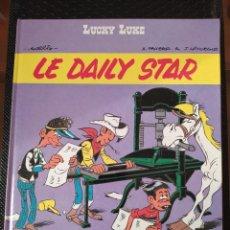 """Cómics: DESCATALOGADO-LUCKY LUCKE """"LE DAILY STAR"""" FRANCÉS AÑOS 80 DARGAUD -BUEN ESTADO. Lote 260816465"""
