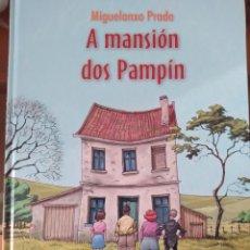 Cómics: DESCATALOGADO-MIGUELANXO PRADO. A MANSIÓN DOS PAMPÍN. ED. C.O.A.G., 2004.-MUY BUEN ESTADO. Lote 260817145
