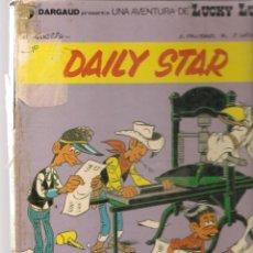 Cómics: LUCKY LUKE. DAILY STAR. EDICIONES JUNIOR / GRIJALBO.(B/A28). Lote 261528620