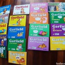Cómics: GARFIELD CÓMICS, EDICIÓN GRIJALBO. Lote 261535285