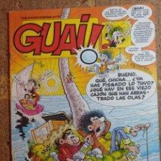 Cómics: COMIC DE GUAI! DEL AÑO 1986 Nº 10. Lote 261582465