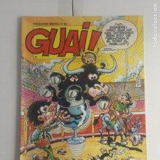 Cómics: GUAI! PUBLICACIÓN SEMANAL. Nº 88. TEBEOS,S.A.. Lote 261624090