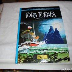 Cómics: LAS AVENTURAS DE SPIROU Y FANTASIO.TORA TORAPA POR FOURNIER.JUNIOR GRIJALBO 1994. Lote 261626035
