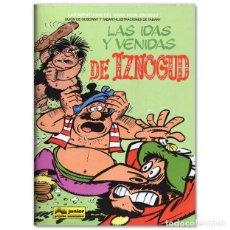 Cómics: LAS IDAS Y VENIDAS DE IZNOGUD GOSCINNY. Lote 261829140