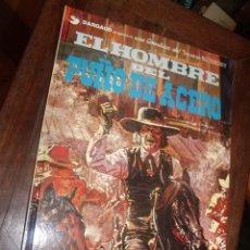 Comics: BLUEBERRY Nº 4 EL HOMBRE DEL PUÑO DE HIERRO PERFECTO. Lote 261969245