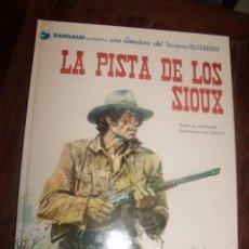 Cómics: BLUEBERRY Nº 5 LA PISTA DE LOS SIOUX PERFECTO. Lote 261969370