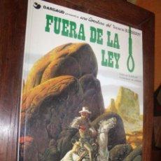 Cómics: BLUEBERRY Nº 10 FUERA DE LA LEY PERFECTO. Lote 261987275