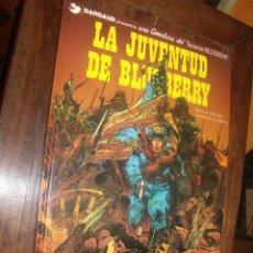 Comics: BLUEBERRY Nº 12 LA JUVENTUD DE BLUEBERRY PERFECTO. Lote 261987520