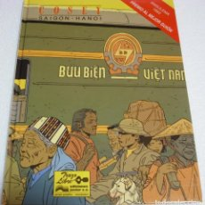 Cómics: SAIGON HANOI-Nº 14-TRAZO LIBRE GRIJALBO 1994 TAPA DURA-IMPORTANTE LEER DESCRIPCIÓN. Lote 261997735