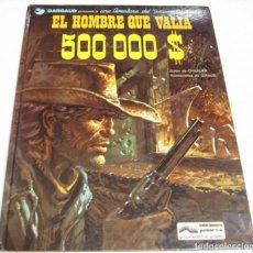 Cómics: TENIENTE BLUEBERRY Nº 8 JUNIOR/GRIJALBO 1979 TAPA DURA-IMPORTANTE LEER DESCRIPCIÓN. Lote 261998405