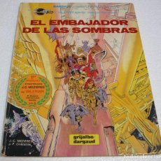 Cómics: VALERIAN AGENTE ESPACIO TEMPORAL Nº5 GRIJALBO 1980 TAPA DURA-IMPORTANTE LEER DESCRIPCIÓN. Lote 261998945