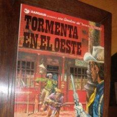 Cómics: BLUEBERRY Nº 17 TORMENTA EN EL OESTE. Lote 262000350
