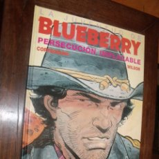 Cómics: BLUEBERRY Nº 30 PERSECUCION IMPLACABLE. Lote 262008545