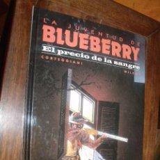 Cómics: BLUEBERRY Nº 34 EL PRECIO DE LA SANGRE ( NORMA EDITORIAL ). Lote 262009565