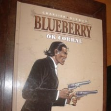 Cómics: BLUEBERRY Nº 42 OK CORRAL ( NORMA EDITORIAL ). Lote 262011715