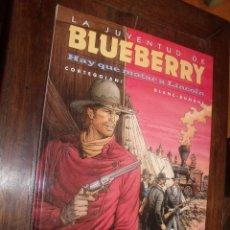 Cómics: BLUEBERRY Nº 44 HAY QUE MATAR A LINCOLN ( NORMA EDITORIAL ). Lote 262012695
