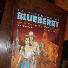 Cómics: BLUEBERRY Nº 47 LA SIRENA DE VERACRUZ ( NORMA EDITORIAL ). Lote 262012865