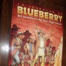 Cómics: BLUEBERRY Nº 50 EL SENDERO DE LAS LAGRIMAS ( NORMA EDITORIAL ). Lote 262013295