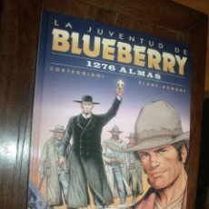 Cómics: BLUEBERRY Nº 51 1276 ALMAS ( NORMA EDITORIAL ). Lote 262013350