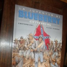 Cómics: BLUEBERRY Nº 53 GETTYSBURG ( NORMA EDITORIAL ). Lote 262013385