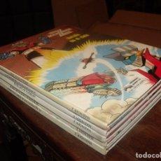 Comics: MAZINGER Z ED. JUNIOR 1978 COLECCION CINCO DE SEIS ( A FALTA DEL NUMERO CINCO 5 ). Lote 287014048