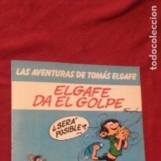 Cómics: TOMAS ELGAFE 3 - EL GAFE DA EL GOLPE - FRANQUIN - RUSTICA. Lote 262155295