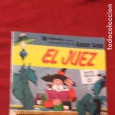 Cómics: LUCKY LUKE 36 - EL JUEZ - MORRIS - RUSTICA. Lote 262155325