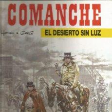 Cómics: COMANCHE EL DESIERTO SIN LUZ Nº 5 EDICIONES JUNIOR GRIJALBO. Lote 262172175