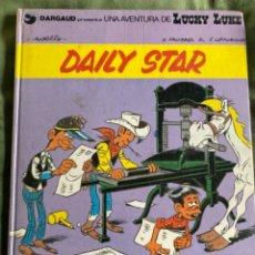 Cómics: ANTIGUO CÓMIC LUCKY LUKE DAILY STAR. Lote 262174885