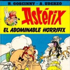 Fumetti: ASTERIX EL ABOBINABLE HORRIFIX EDICIONES JUNIOR NO COMIC. Lote 262189105