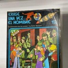 Cómics: ERASE UNA VEZ EL HOMBRE.ALBERT BARILLÉ. Nº 12. LA PRIMAVERA DE LOS PAÍSES / LA BELLE-ÉPOQUE.. Lote 262189270