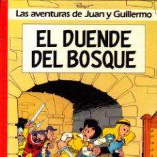 Cómics: COMIC COLECCION LAS AVENTURAS DE JUAN Y GUILLERMO Nº 3. Lote 262189345