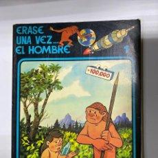 Cómics: ERASE UNA VEZ EL HOMBRE, Y LA TIERRA FUE, EL HOMBRE NEANDERTHAL. ALBERT BARILLÉ. Nº 1.. Lote 262189695