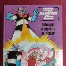 Cómics: MAZINGER Z. Nº 2. DETENGAN AL EJÉRCITO DE ASHLER. GRIJALBO 1978. Lote 262328265