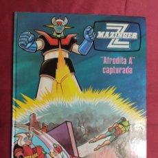 Cómics: MAZINGER Z. Nº 3. AFRODITA A CAPTURADA. GRIJALBO 1978. Lote 262328585
