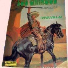Cómics: LOS GRINGOS VIVA VILLA. Lote 262514375