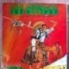 Cómics: LOS GRINGOS VIVA LA REVOLUCIÓN. Lote 262515250