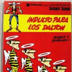 Cómics: LUCKY LUKE - INDULTO PARA LOS DALTON - COMIC. Lote 262680900