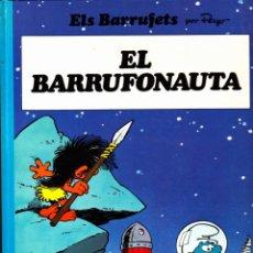 Cómics: COMIC COLECCIO EL BARRUFONAUTA. Lote 262753905