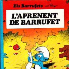 Cómics: COMIC COLECCIO L'APRANENT DE BARRUFET. Lote 262754025