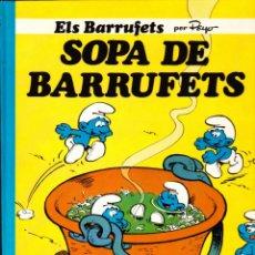 Cómics: COMIC COLECCIO SOPA DE BARRUFET. Lote 262754435