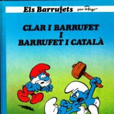 Cómics: COMIC COLECCIO CLAR I BARRUFET I BARRUFET I CATALA. Lote 262754605